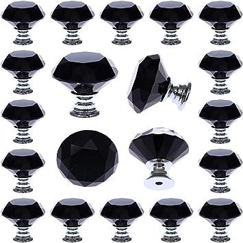 Black Birdcage Knobs Dresser Pulls Knobs Drawer Knobs Pulls Unique Cabinet Pulls Handles Knobs  Kitchen Furniture Cupboard Wardrobe Knob