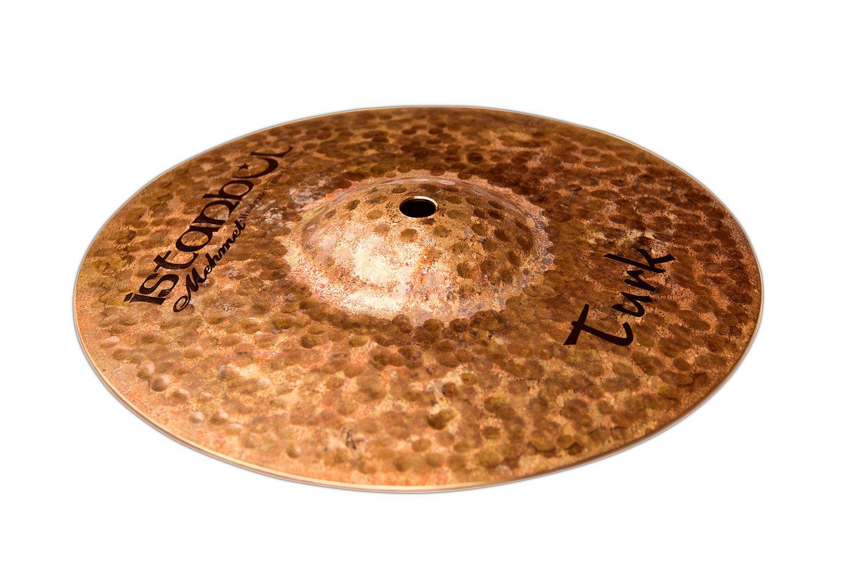Istanbul Mehmet Cymbals Custom Series SPT8 8-Inch Turk Splash Cymbal