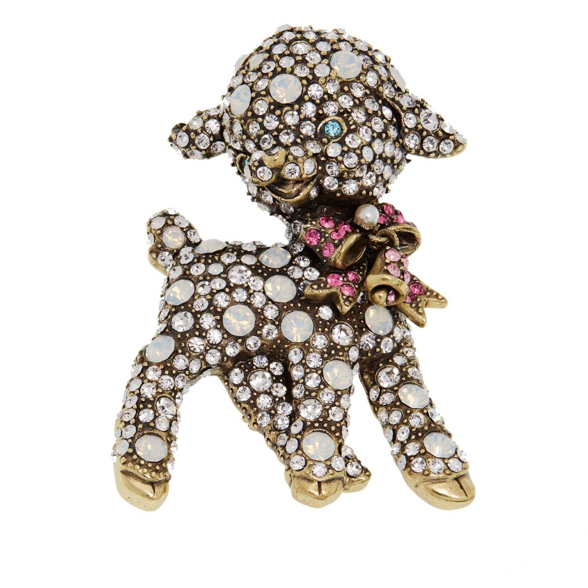 Heidi Daus Mairzy Doats Pavé Crystal Cutest Little Thing You'll See, Grab IT!!!