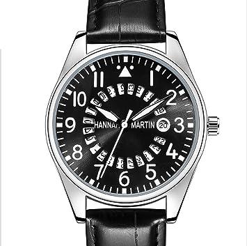 Amazon.com: Hannah Martin - Reloj de pulsera con correa de ...