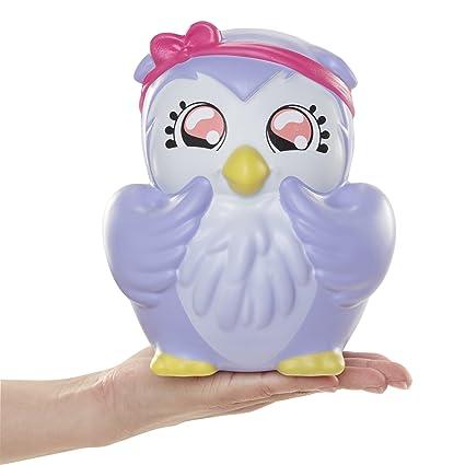 Squish Dee Lish Squishy Jumbo Toy Squishies Slow Rising Owl Soft Kids Toys
