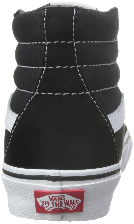 Vans SK8-Hi Classic Suede Canvas, scarpe scarpe scarpe da ginnastica a Collo Alto Unisex-Adulto | Materiali Di Qualità Superiore  33379e