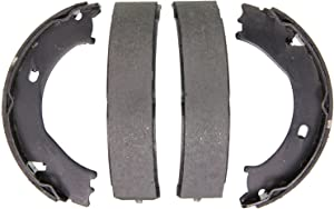 Wagner Z771 Brake Shoe Set, Rear