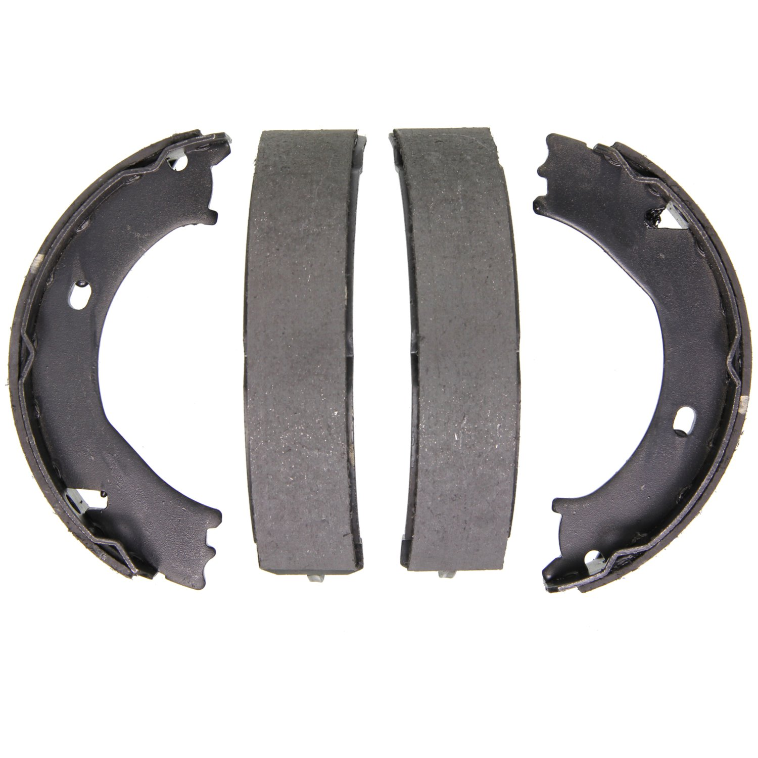 Wagner QuickStop Z771 Parking Brake Shoe Set, Rear