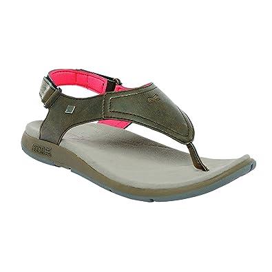 c37f6f549695 Regatta Great Outdoors Womens Ladies Trailrider Life Toe Post Sandals (UK  6.5) (