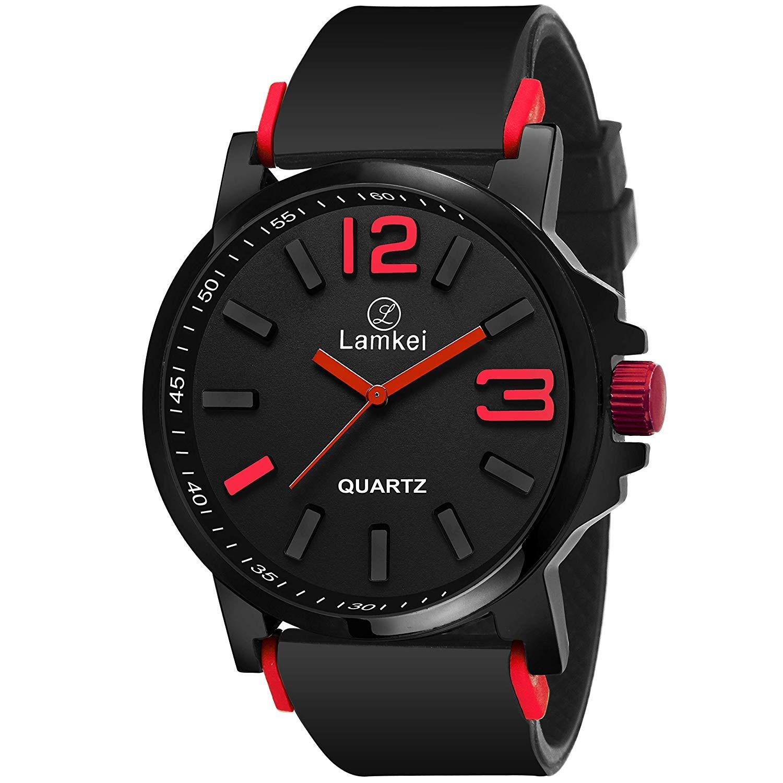 Lamkei NLAM-03 Watch for Men - Fashion Sports Luxury Casual