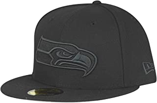 New Era 59Fifty Fitted Cap - NFL Seattle Seahawks noir