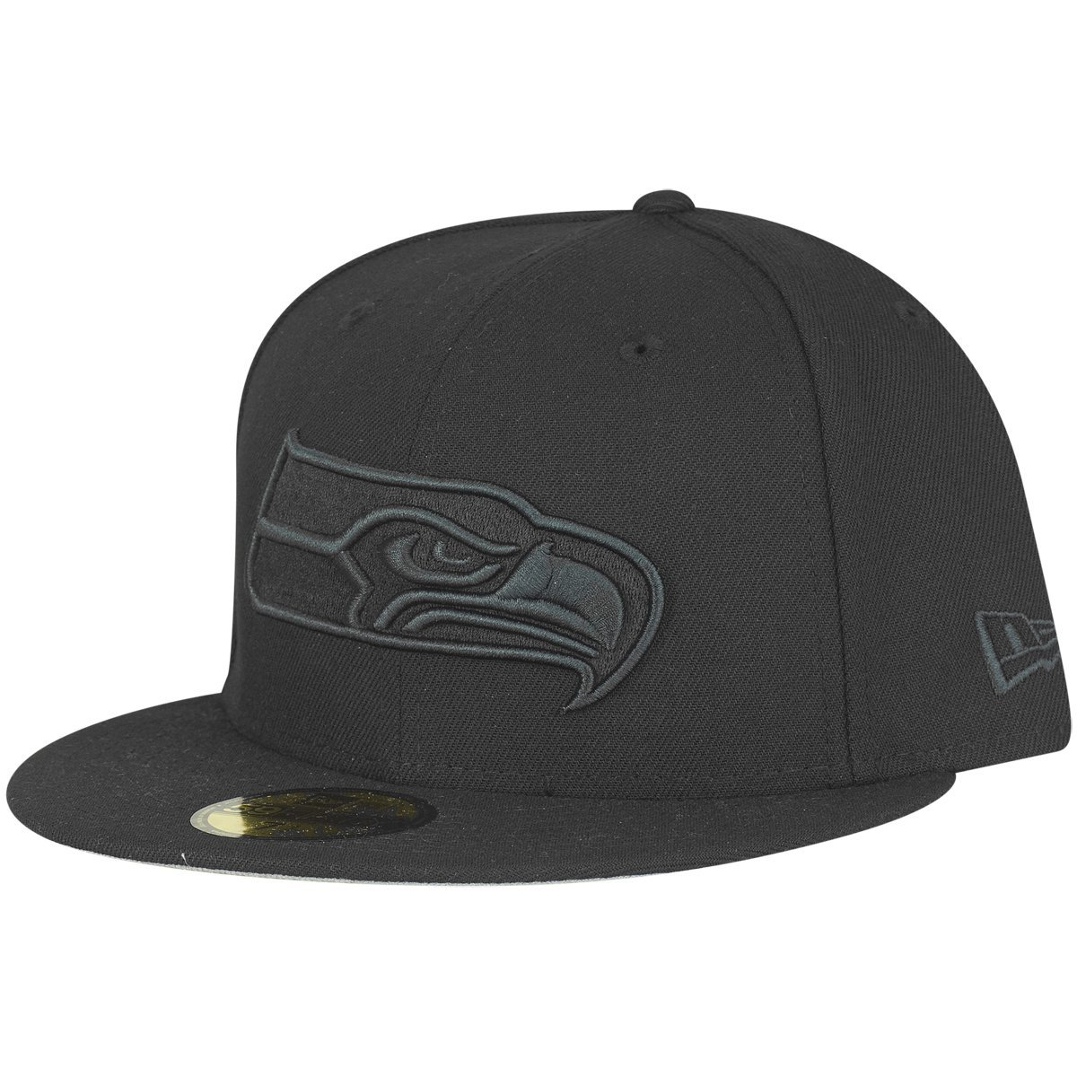New Era 59Fifty Fitted Cap - NFL Seattle Seahawks noir