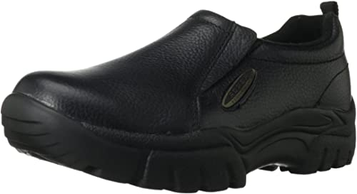 Performance Slip-On Casual Western Shoe