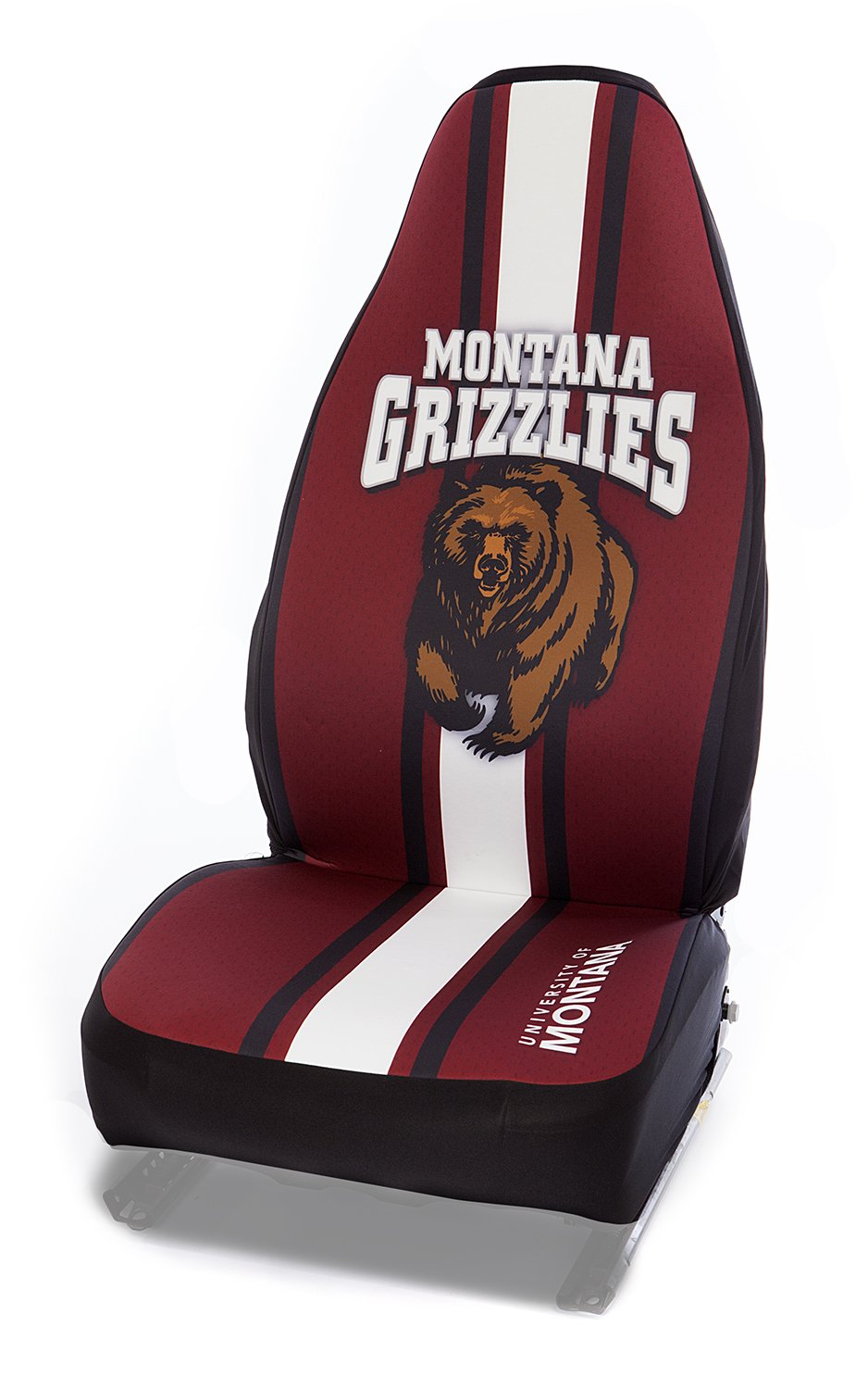 University of South Carolina Neosupreme Coverking Universal Fit Collegiate 50//50 Bucket Seat Cover