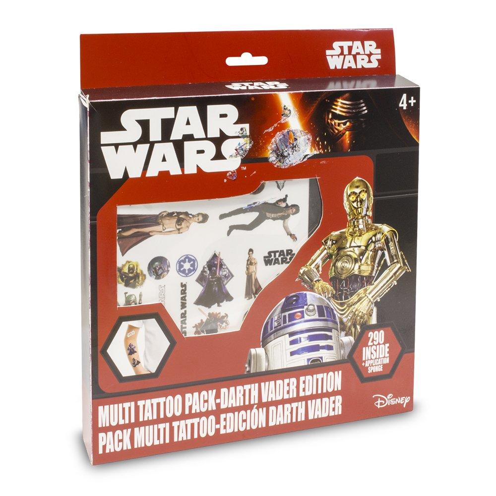 Star Wars - Premium Tattoos, set de joyería y maquillaje (Toy ...