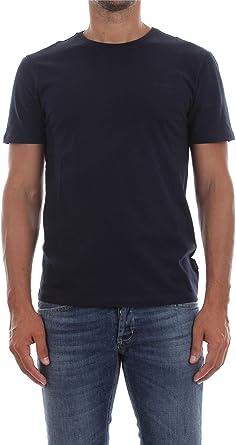 Calvin Klein K10K102756 JARI Camiseta Hombre Navy Blazer XL: Amazon.es: Ropa y accesorios