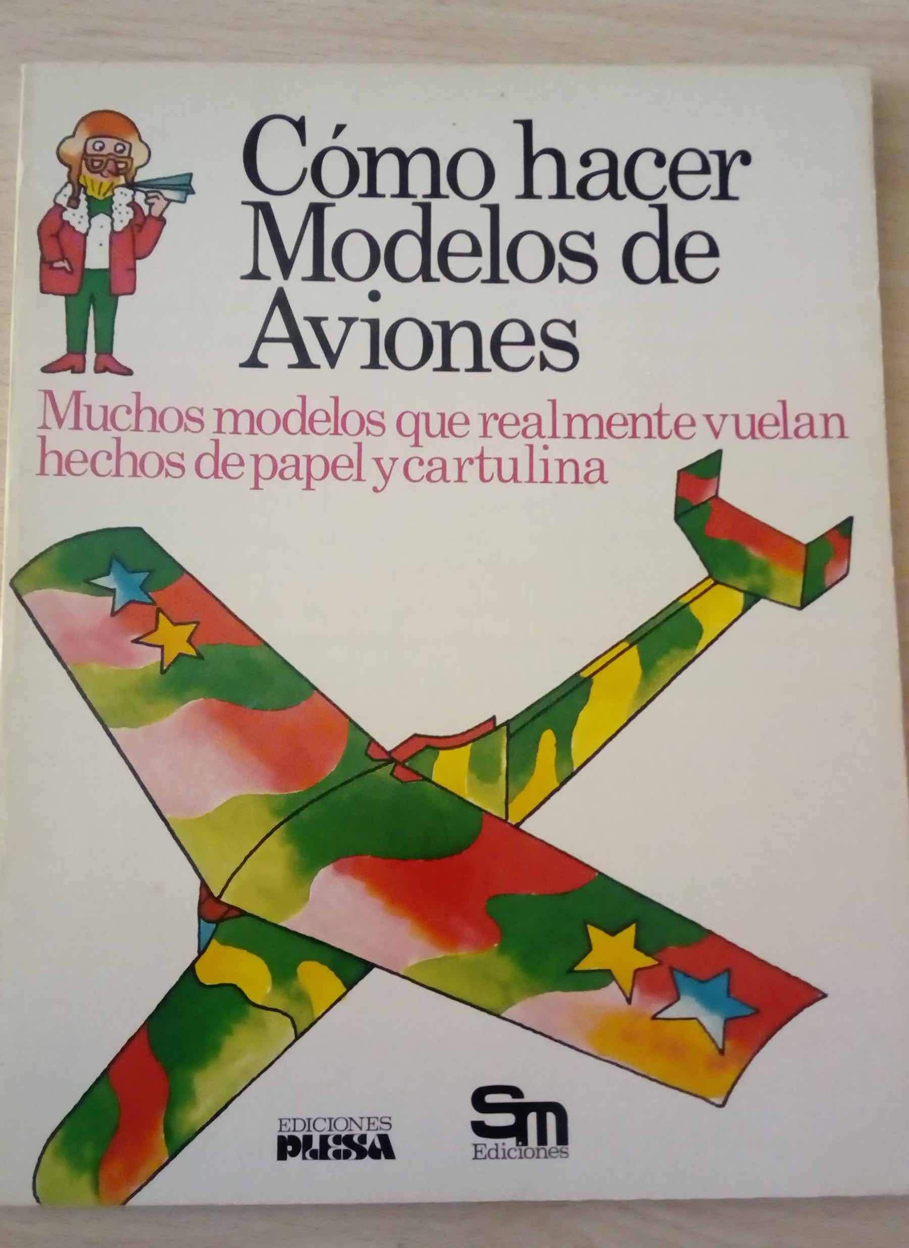 Como hacer modelos de aviones/ How to make model airplanes ...