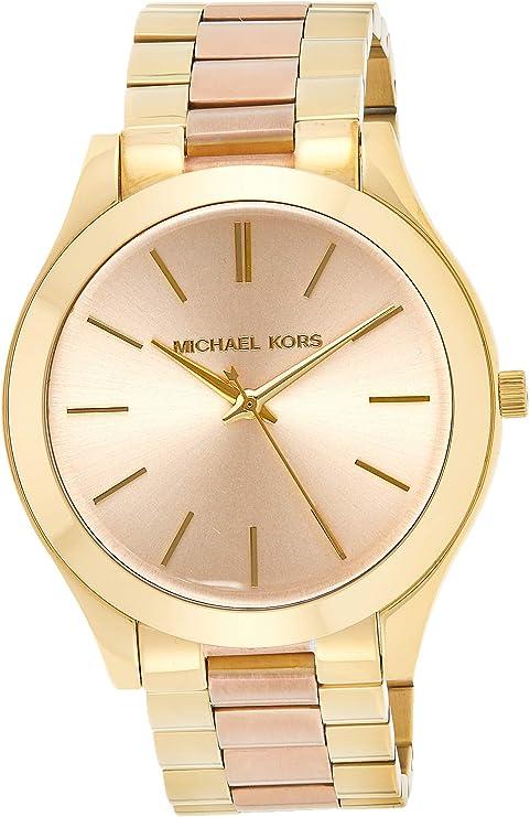 Michael Kors Reloj analogico para Mujer de Cuarzo con Correa en ...