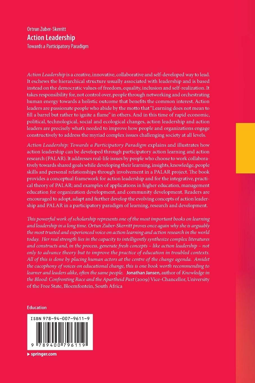 Action Leadership: Towards a Participatory Paradigm: Amazon ...
