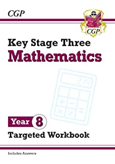 KS3 Maths Workbook (with answers) - Higher (CGP KS3 Maths): Amazon