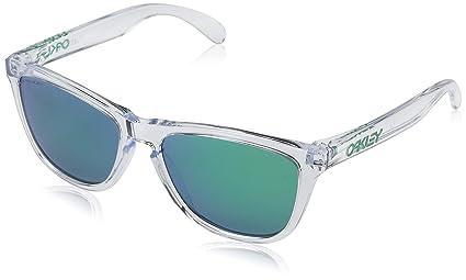 bambino grandi affari nuovo stile del 2019 Oakley Frogskins 9013d6, Occhiali da Sole Uomo, Trasparente (Transparente),  54