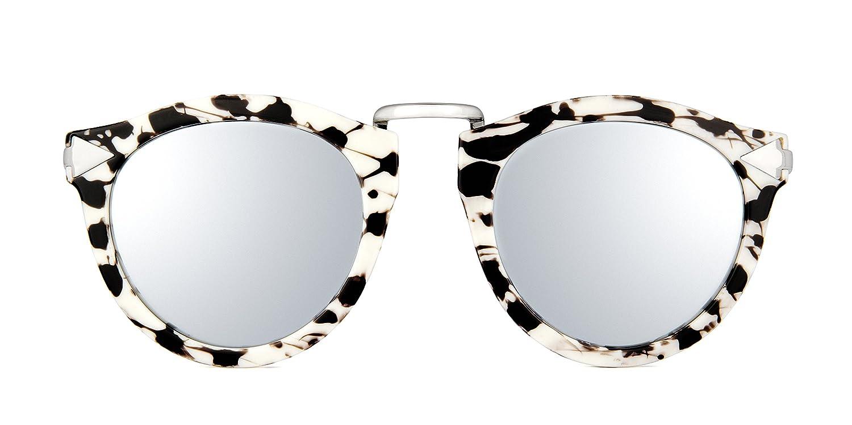 Maltessa Noash (Ceniza espejo Plata) - Gafas de sol para ...