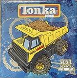 Image for Tonka Tough 2021 16-Month Wall Calendar, Leap Year Publishing LLC