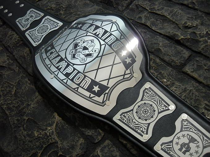Amazon.com: Brigade cinturones Gaming cinturón de campeón ...