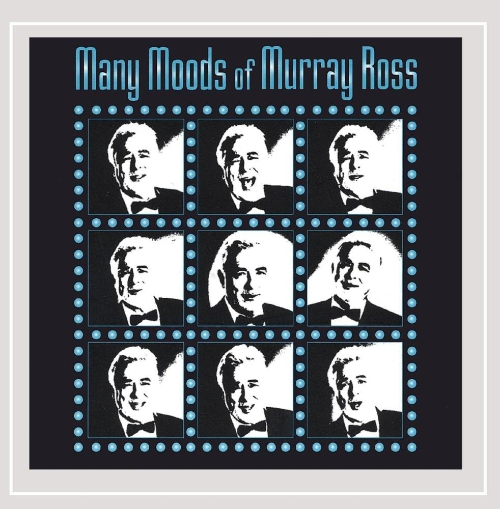 Many Year-end 5 ☆ popular annual account Moods of Murray Ross