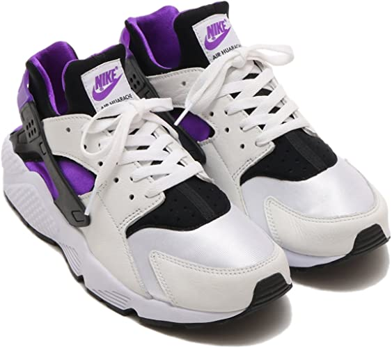where can i buy outlet on sale outlet for sale Nike Air Huarache Run 91 QS White, 40: Amazon.co.uk: Shoes & Bags