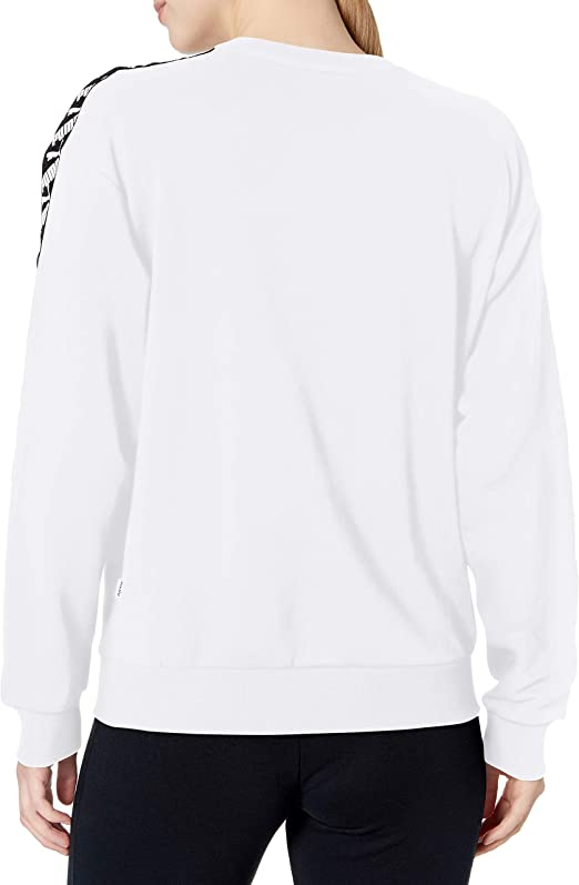 PUMA Damska Amplified Crew Neck Sweatshirt Hemd: Odzież