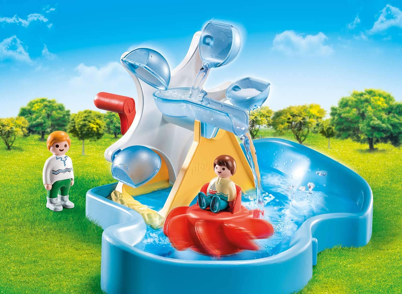 Playmobil 1 2 3 Agua Carrusel Acuático 70268