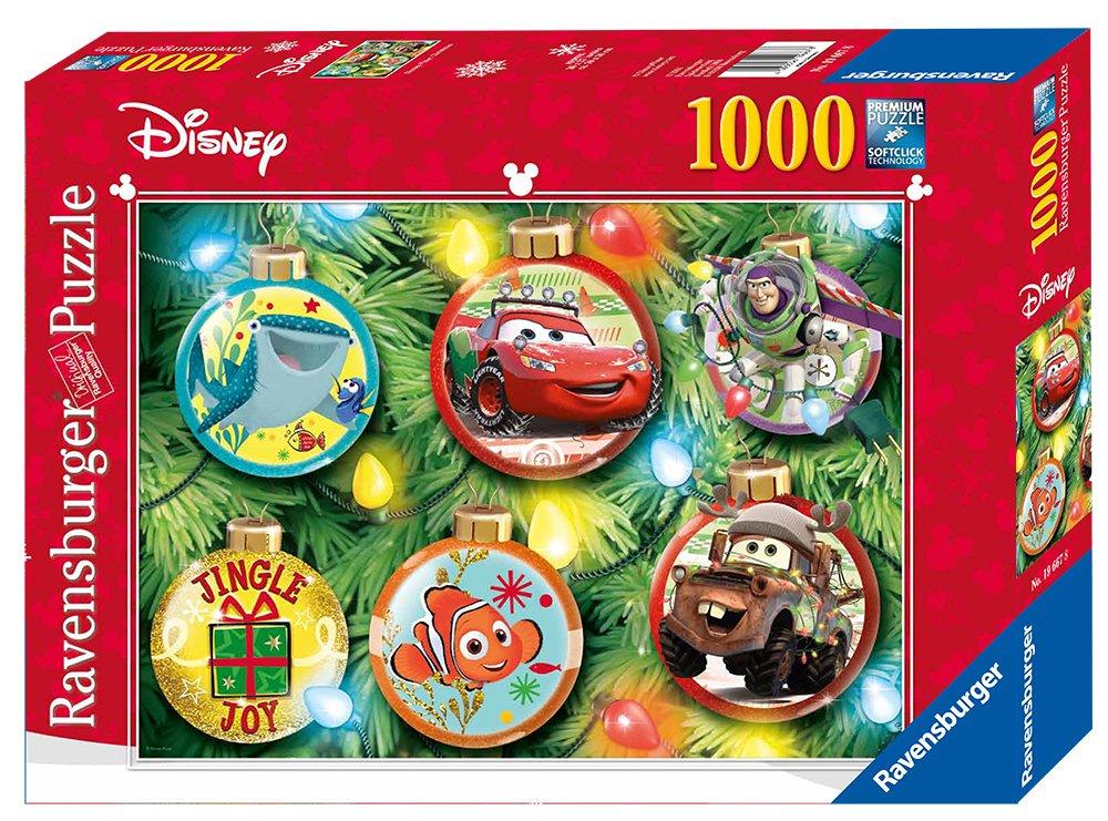 Ravensburger Disney Pixar Christmas Puzzle (1000 Piece)