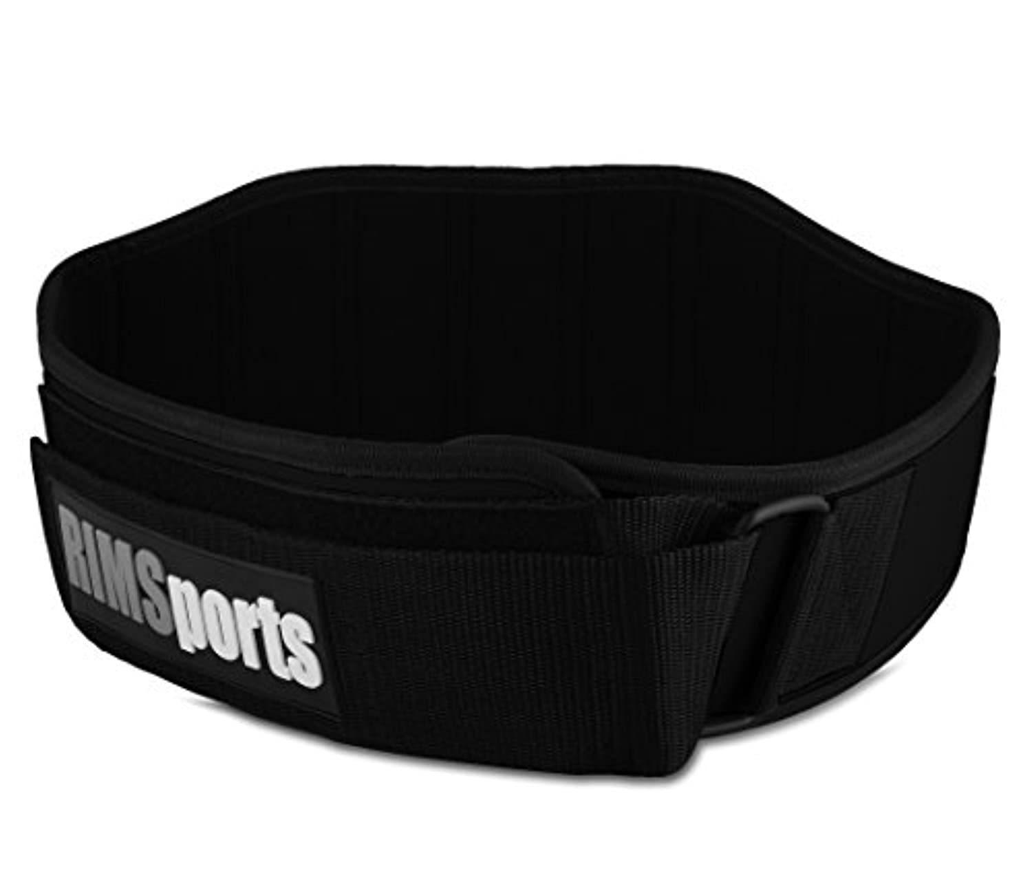 rim sports weightlifting belt