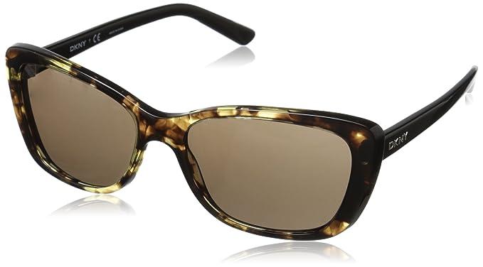DKNY 0Dy4130, Gafas de Sol para Mujer, Tortoise, 57: Amazon ...