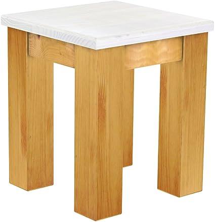 Sitzbank Rio Kanto 180 x 38 x 45 cm Pinie Farbton Seidengrau