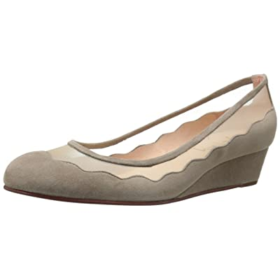 French Sole FS/NY Women's Obsess Wedge Pump | Pumps