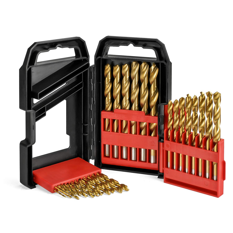 Brocas para metal herramienta bricolaje tienda online comprar en amazon achttps://amzn.to/2U4LElVcesorios taladro