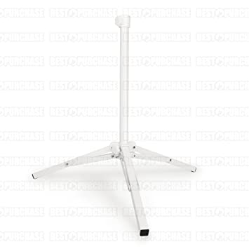 Base plegable para sombrilla | Base de 3 patas para sombrilla | Soporte parasol | Soporte