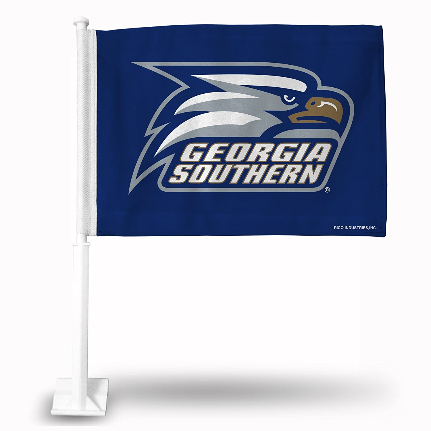 Rico Industries NCAA Georgia Southern Eagles Car Flag Inc. FG110403