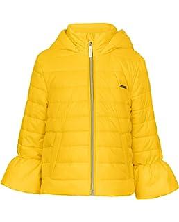 Farbe Gold Bronze Braun GULLIVER Baby M/ädchen Regenjacke Jacke ohne Kapuze f/ür 9-24 Jahre mit Rei/ßverschluss mit Kapuze
