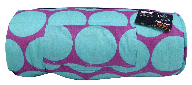 SoHo Nap Mat , Purple Sage by Ellie and Luke (Image #3)