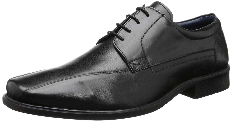 TALLA 44 EU. Josef Seibel Schuhfabrik GmbH Chris 01/Westland, Zapatos de Cordones Derby para Hombre