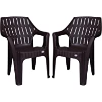 Next From the House of NPPL National Brown chair with heavy duty structure (New Model Launched)Set-2,4,6,8