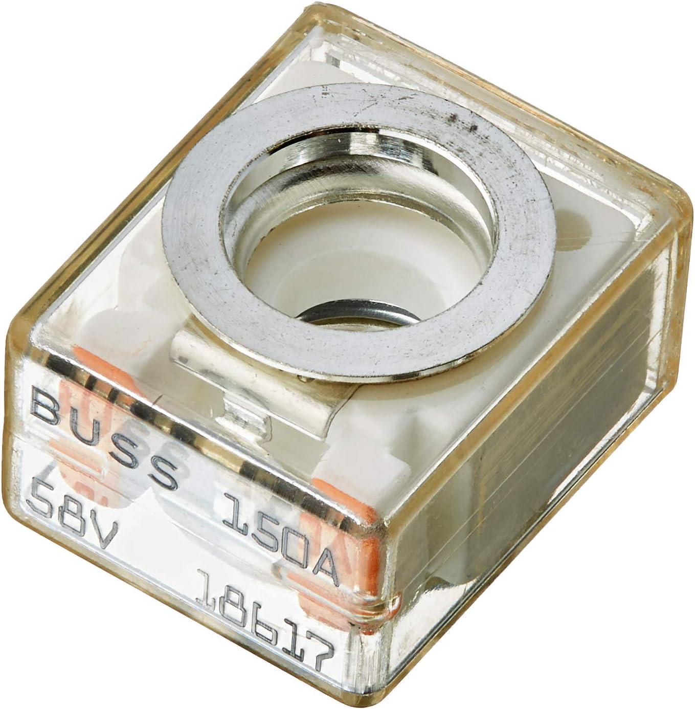150 amp fuse box amazon com bussmann cbbf 150 marine rated battery fuse  150 amp  bussmann cbbf 150 marine rated battery