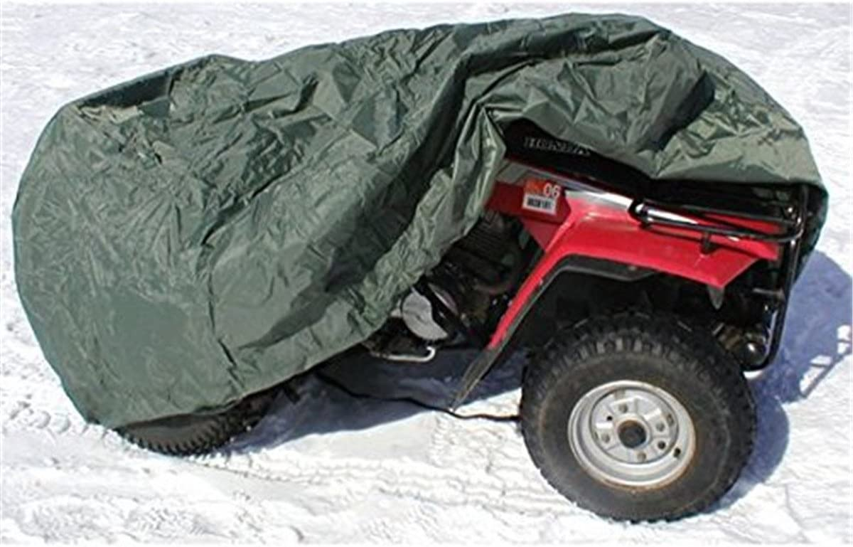 AiJump Waterproof Universal ATV UTV Cover All Weather Protection Anti Rain Sun UV Dustproof Heavy Duty Cover Camouflage