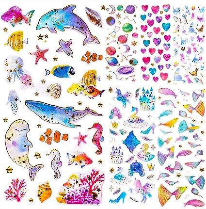 kawaii sticker anime sticker- cartoon sticker- laptop sticker- vinyl sticker- water bottle sticker cute sticker Sparkle eyes sticker