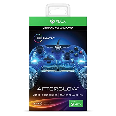 PDP Afterglow Prismatic Wired Controller for Xbox One (Multicolor