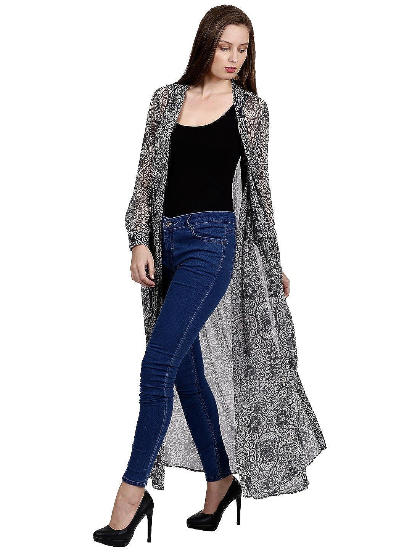 1ef95ee704 Ritu Kumar Label Women's Shrug: Amazon.in: Clothing & Accessories