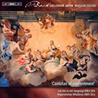Bach: Secular Cantatas Vol 10 [Bach Collegium Japan; Carolyn Sampson; Robin Blaze; Makoto Sakurado; Dominik Wörner; Massaki Suzuki] [Bis: BIS2351]