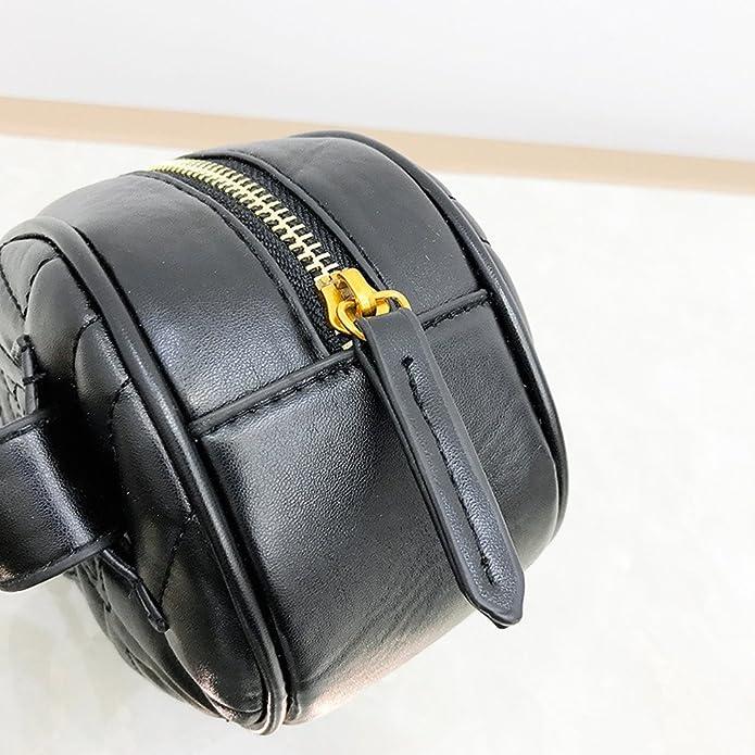 766c8971a1 Javpoo Women Girls Fashion Elegant Quilted Leather Fanny Pack Waist Belt  Bum Bag Shoulder Crossbody Bag Clutch Handbag Phone Pouch Bags Classy Waist  Pack  ...