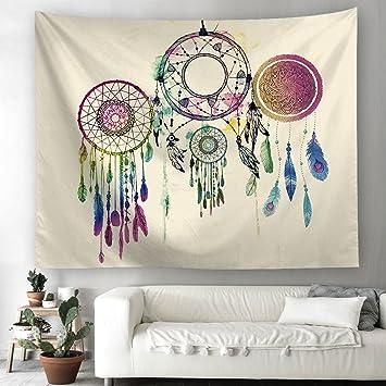 beige Traumfänger in Mandala 2 Größen