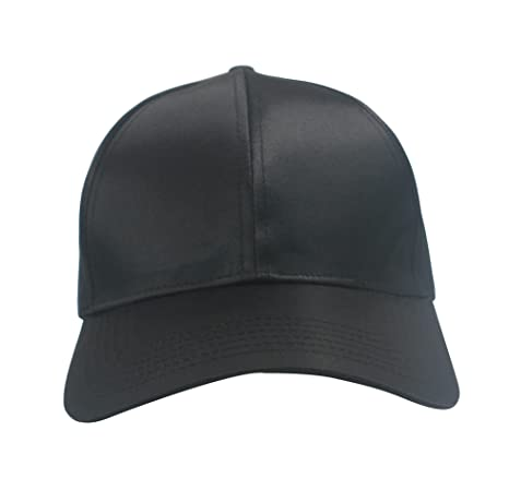 4fae4b8bf93 Satin Lined Baseball Hat with Satin Outer