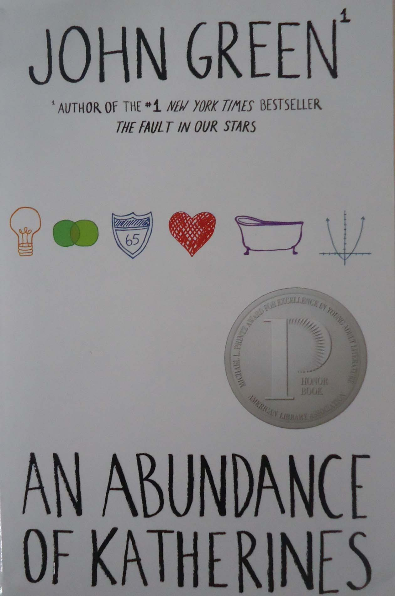 Amazon: An Abundance Of Katherines (9780142410707): John Green: Books